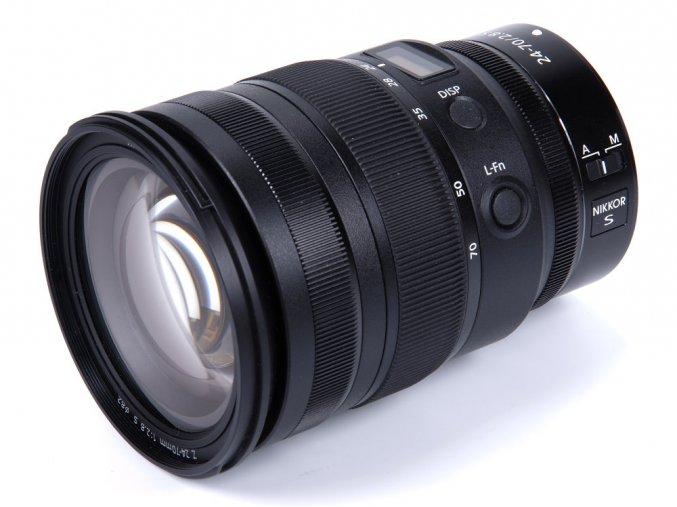 Nikon NIKKOR Z 24 70mm f4 S