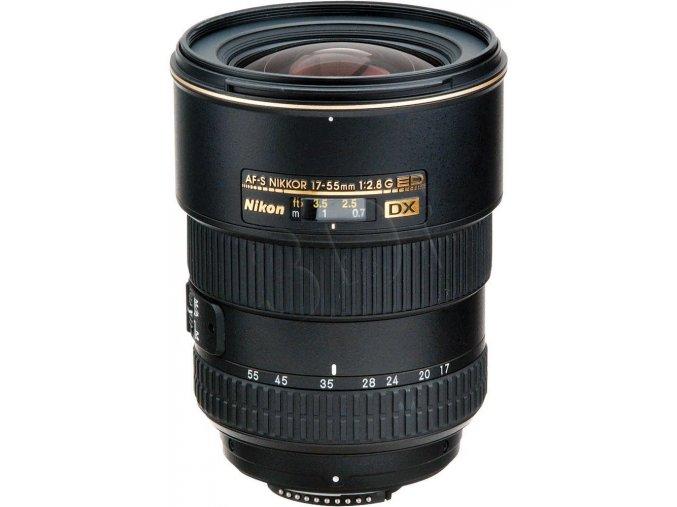 Nikon 17 55mm f2,8 IF ED DX