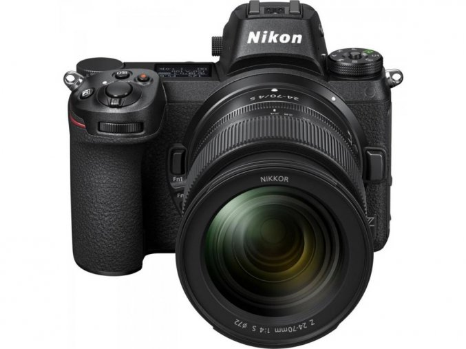 Nikon Z7 + 24 70mm