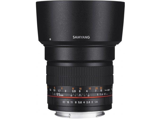 Samyang 85mm f1,4 AS IF MC Fujifilm X