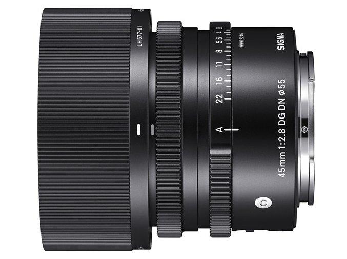 SIGMA 45 mm f2.8 DG DN Contemporary Sony E