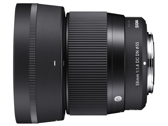 Sigma 56mm f1.4 DC DN Contemporary Lens for Micro