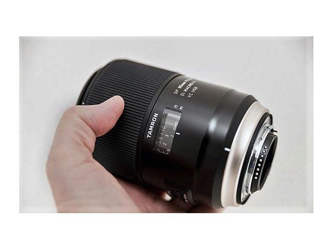 Tamron AF SP 90mm f2,8 Di Macro Sony