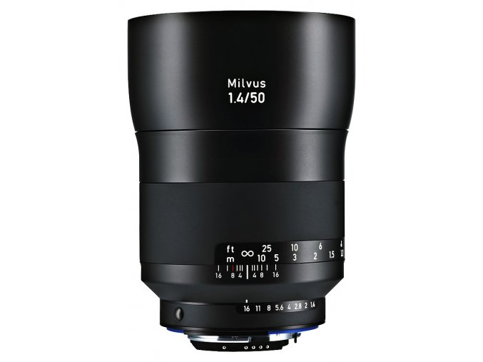 Carl Zeiss Milvus 50mm f1.4 ZE Nikon