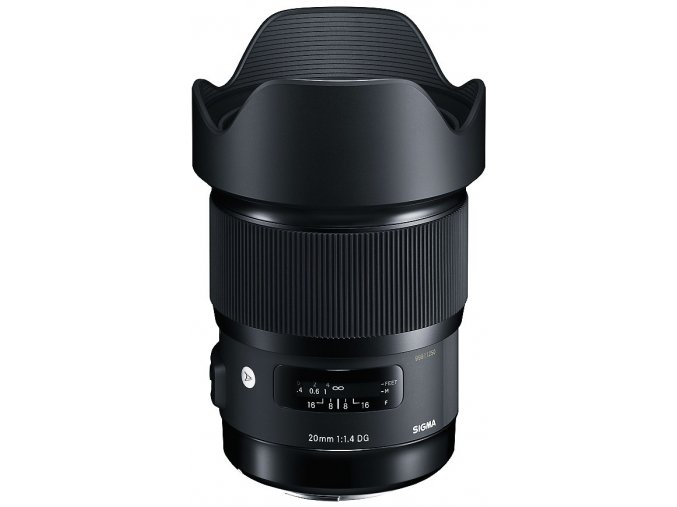 Sigma 20mm f1.4 DG HSM Art
