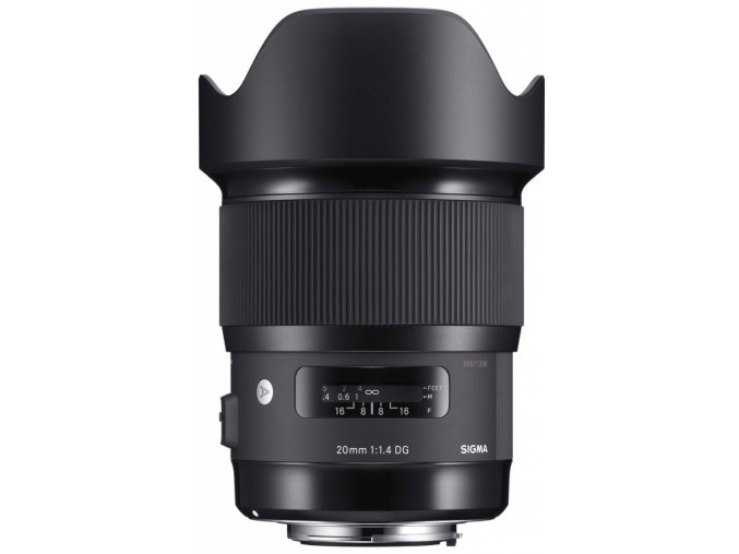 Sigma 20mm f1.4 DG HSM Art Canon