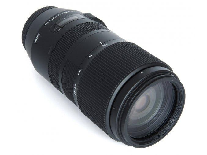 Sigma 100 400mm f5.0 6.3 DG OS HSM