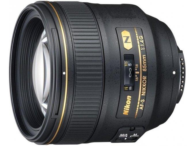 Nikon AF S NIKKOR 85mm f1.4G