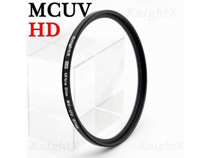 HD MCUV filter
