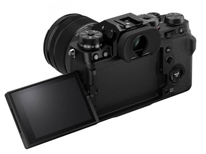 Fujifilm X T4 + XF 18 55 mm f2,8 4 OIS čierny