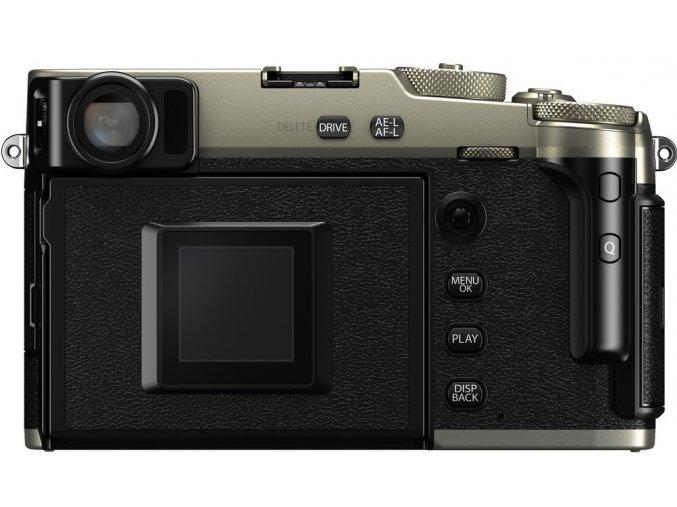 Fujifilm X Pro3 Dura čierny
