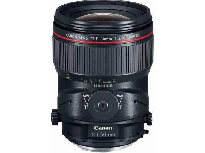 Canon TS E 50 mm f2,8 L Macro