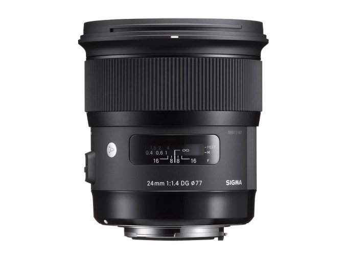 SIGMA 24 mm f1,4 DG HSM Art Sony E