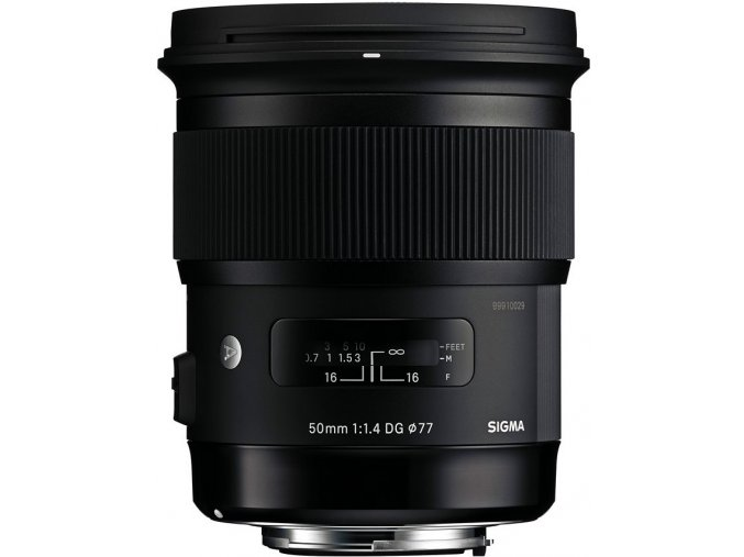 Sigma 50mm f1.4 DG HSM Art Sony E