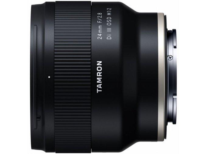 Tamron 24mm f2.8 Di lll OSD Macro Sony E