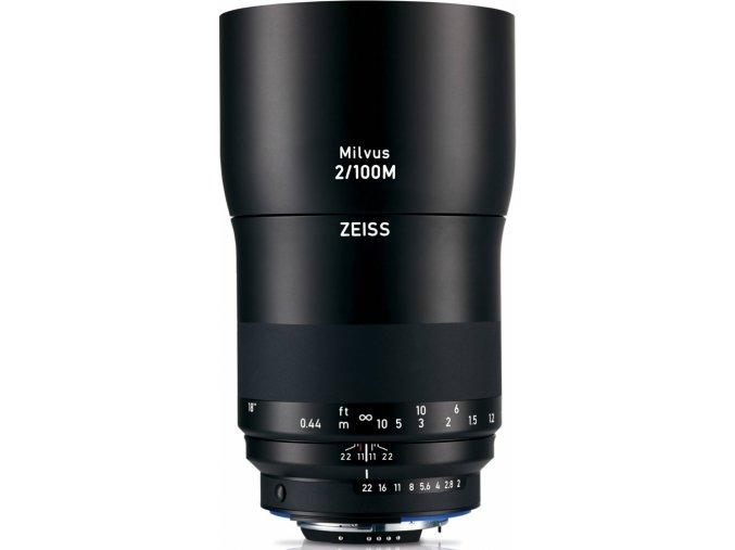 Carl Zeiss Milvus 100mm f2 ZF.2 Nikon