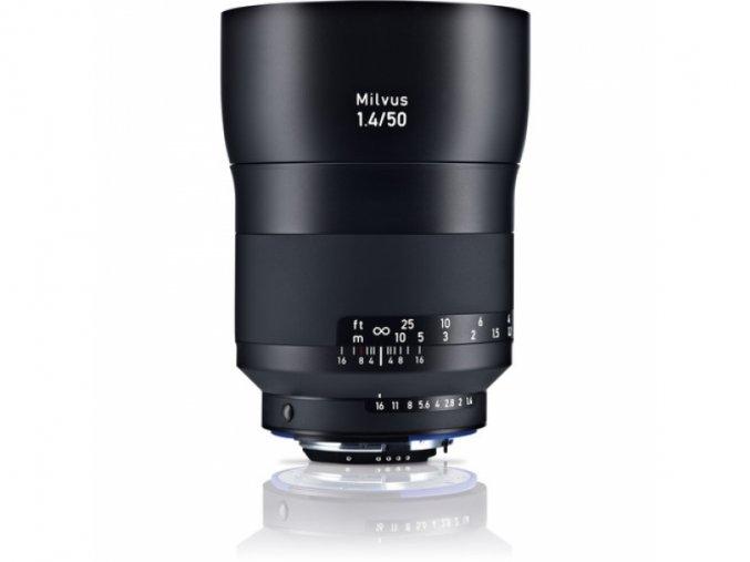 Carl Zeiss Milvus 50mm f1.4 ZF.2 Nikon