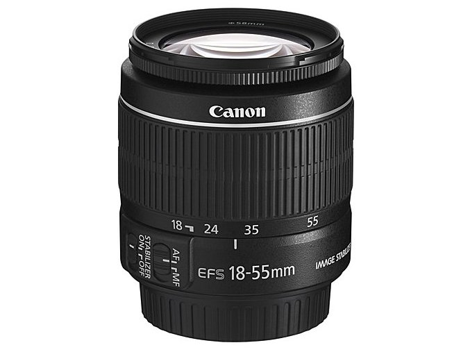 Canon EF-S 18-55mm f/3.5-5.6 IS II  + VIP SERVIS 3 ROKY + UV filter zadarmo + 3% zľava na ďalší nákup