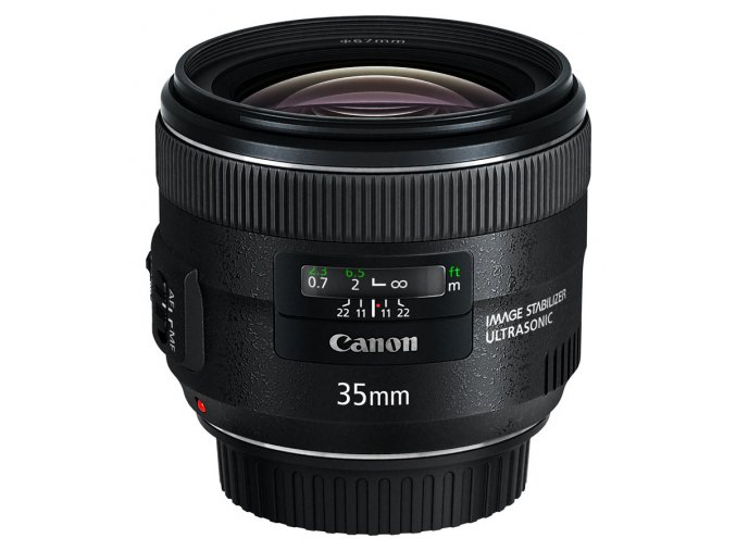 x Canon EF 35mm F2 IS USM FT