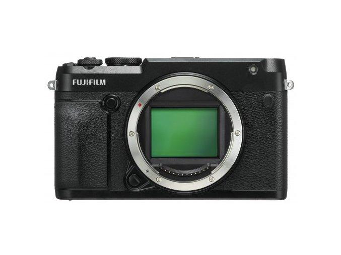 fujifilm gfx 50r front