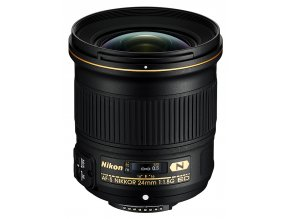 x Nikon AF S Nikkor 24mm F1 8G ED Black FT