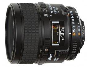 x Nikon AF Micro Nikkor 60mm F2 8D A