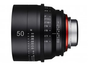 xeen 50mm t1 5 cine canon fit 4