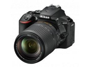 x Nikon D5600 + AF S 18 140mm F35 56G ED VR Black FTL