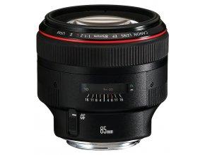 x Canon EF 85mm F1.2L II USM Black FT