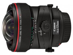 Canon TS E 17 f4.0