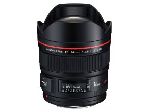 x Canon EF 14mm F2.8L II USM Black FT