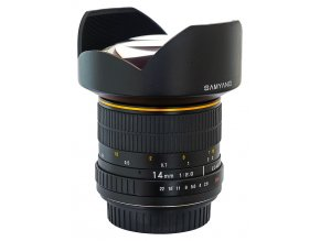 x Samyang 14mm F28 IF ED UMC Aspherical Black FT