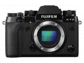 x Fujifilm X T2 Black F