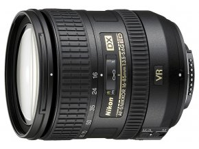 x Nikon AF S DX NIKKOR 16 85mm F3,5 5,6G ED VR