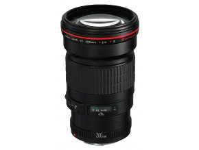 x Canon EF 200mm F2.8L II USM Black FT