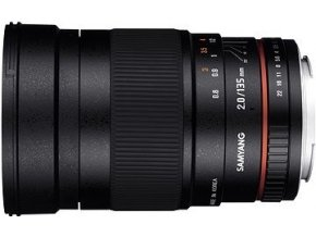 Samyang 135mm F2,0 Sony E