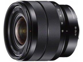 Sony E 10-18mm f/4  + VIP SERVIS 3 ROKY + UV filter zadarmo + 3% zľava na ďalší nákup