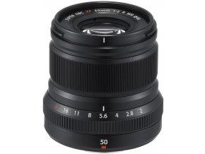 Fujifilm Fujinon XF 50mm f/2 R WR  + VIP SERVIS 3 ROKY + UV filter zadarmo
