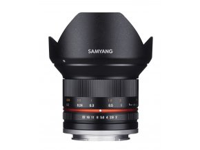 x Samyang 12mm F20 NCS CS Black F