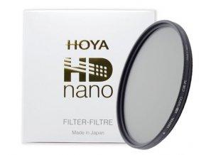 Hoya HD Nano UV Ochranný (52, 55, 58, 62, 67, 72, 77, 82mm) High Definition Filter