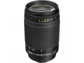Nikon AF 70-300mm f/4-5.6G  + UV filter ZADARMO + VIP SERVIS 3 ROKY
