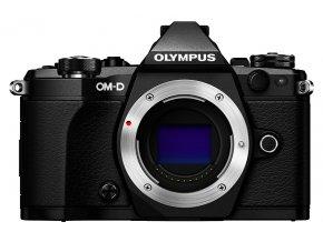 Olympus E M5 Mark II čierny