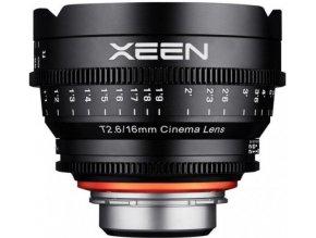 XEEN 16 mm T2,6 Cine