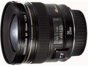 Canon 20mm f2,8 USM