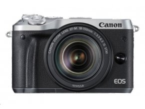 Canon EOS M6 EF M 18 150mm f3.5 6.3 IS STM