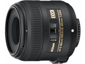 Nikon AF S 40mm f2,8G DX Micro