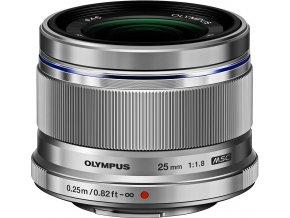 Olympus M.Zuiko Digital 25mm f1,8