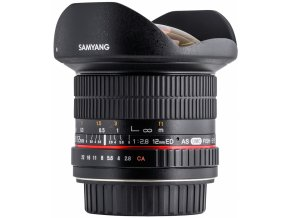 Samyang 12mm f2,8 ED AS NCS FishEye
