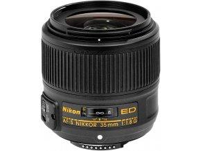 Nikon AF S NIKKOR 35mm f1.8G