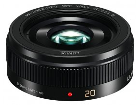Panasonic Lumix G 20mm f1.7 II ASPH.